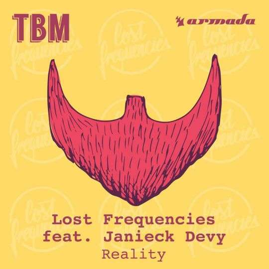 Coverafbeelding Lost Frequencies feat. Janieck Devy - Reality