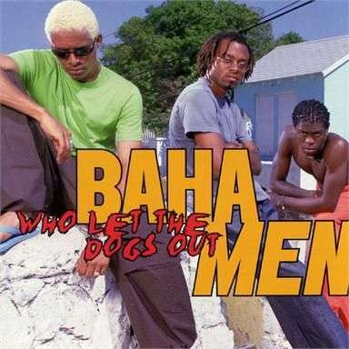 Coverafbeelding Baha Men - Who Let The Dogs Out
