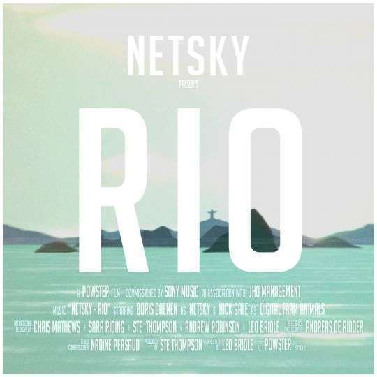 Coverafbeelding Rio - Netsky