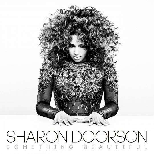 Coverafbeelding Something Beautiful - Sharon Doorson