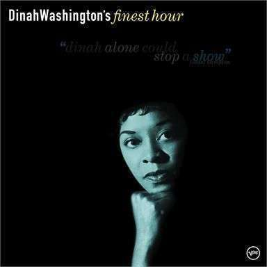 Coverafbeelding Dinah Washington - Mad About The Boy