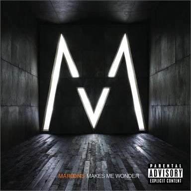 Coverafbeelding Maroon 5 - Makes Me Wonder