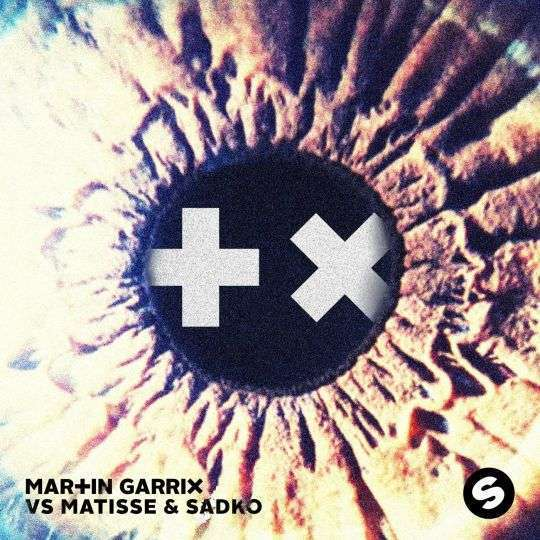 Coverafbeelding Break Through The Silence - Martin Garrix Vs Matisse & Sadko