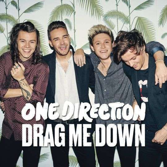 Coverafbeelding Drag Me Down - One Direction