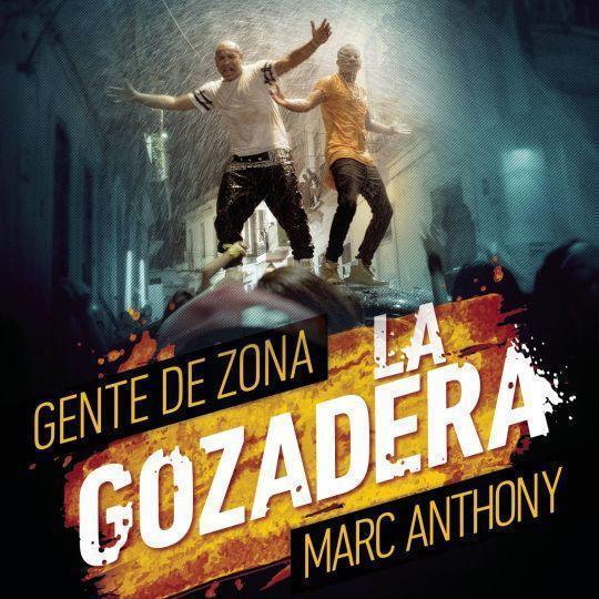 Coverafbeelding La Gozadera - Gente De Zona & Marc Anthony