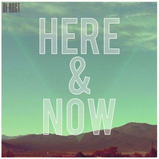 Coverafbeelding Here & Now - Di-rect