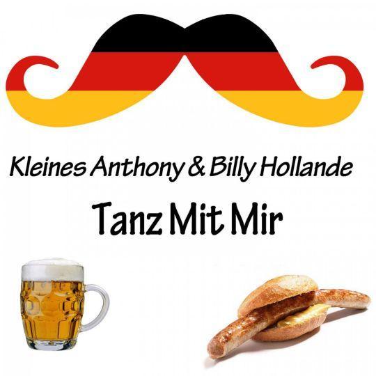 Coverafbeelding Tanz Mit Mir - Kleines Anthony & Billy Hollande