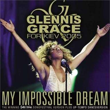 Coverafbeelding My Impossible Dream - Glennis Grace