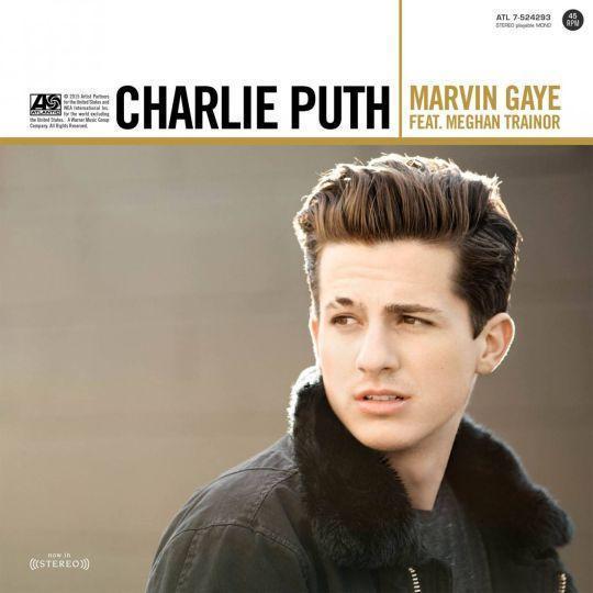 Coverafbeelding Marvin Gaye - Charlie Puth Feat. Meghan Trainor