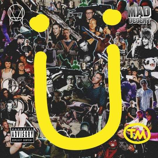 Coverafbeelding To Ü - Jack Ü Feat. Alunageorge