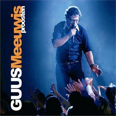 Coverafbeelding Proosten - Guus Meeuwis