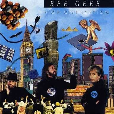 Coverafbeelding Secret Love - Bee Gees