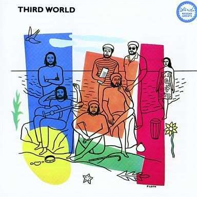 Coverafbeelding Talk To Me - Third World