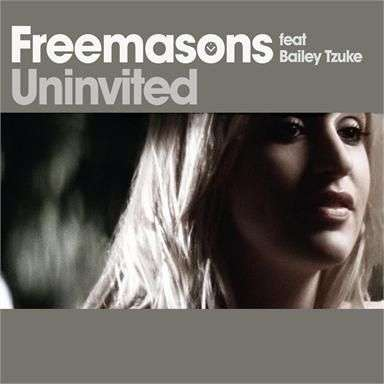 Coverafbeelding Uninvited - Freemasons Feat Bailey Tzuke