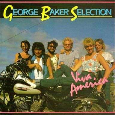 Coverafbeelding Viva America - George Baker Selection