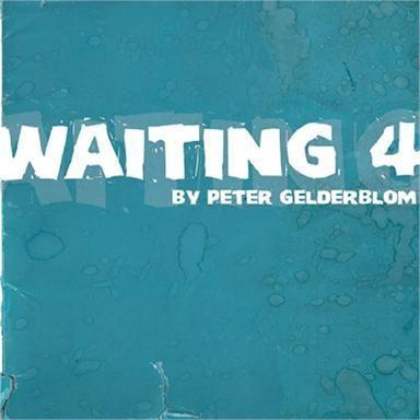 Coverafbeelding Waiting 4 - Peter Gelderblom