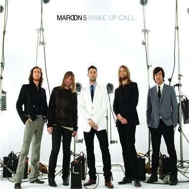 Coverafbeelding Wake Up Call - Maroon 5