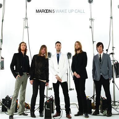Coverafbeelding Maroon 5 - Wake Up Call