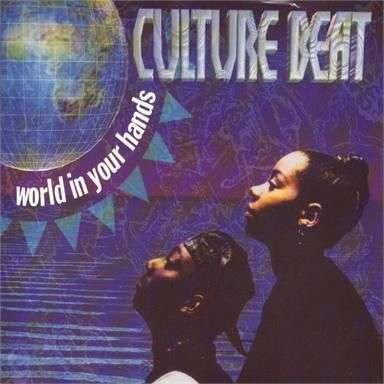 Coverafbeelding World In Your Hands - Culture Beat