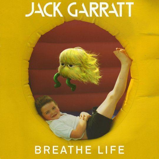 Coverafbeelding Jack Garratt - Breathe life