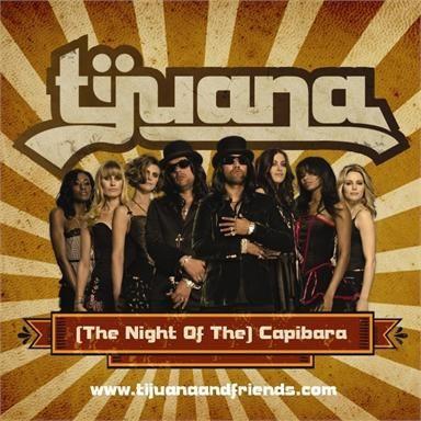 Coverafbeelding Tijuana - (The Night Of The) Capibara