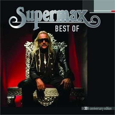 Coverafbeelding African Blood - Supermax