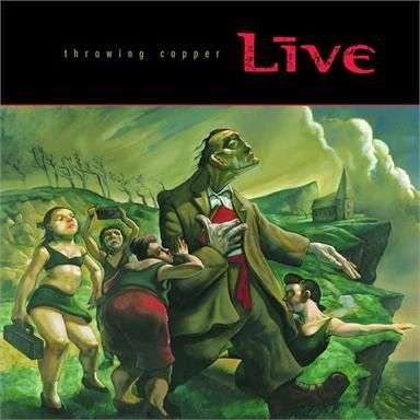 Coverafbeelding Live - All Over You