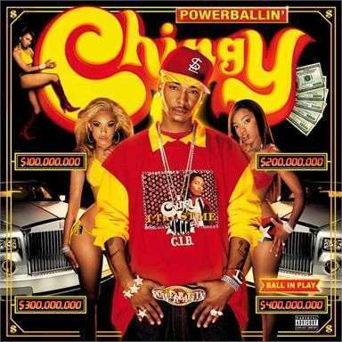 Coverafbeelding Balla Baby - Chingy