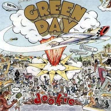Coverafbeelding Basket Case - Green Day