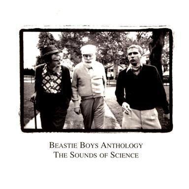 Coverafbeelding Body Movin' - Beastie Boys