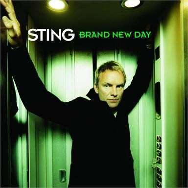 Coverafbeelding Brand New Day - Sting