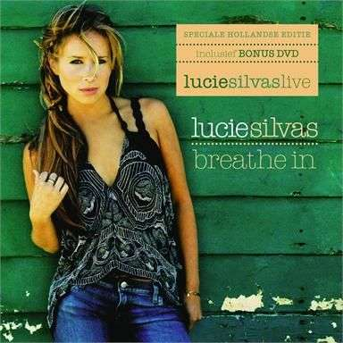 Coverafbeelding Breathe In - Lucie Silvas