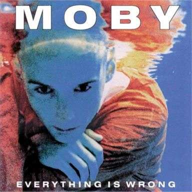 Coverafbeelding Bring Back My Happiness! - Moby