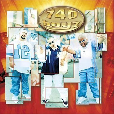 Coverafbeelding 740 Boyz - Bump Bump (Booty Shake)