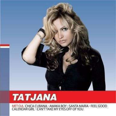 Coverafbeelding Calendar Girl - Tatjana