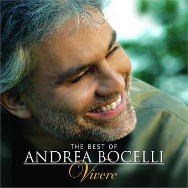 Coverafbeelding Canto Della Terra - Andrea Bocelli