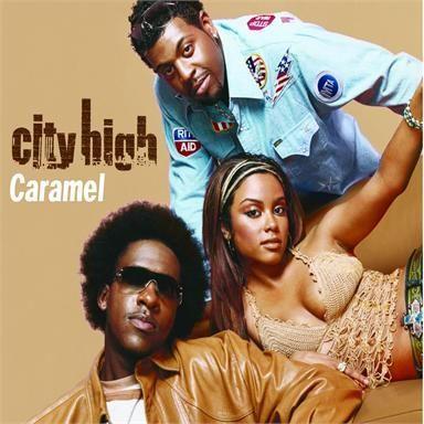 Coverafbeelding Caramel - City High