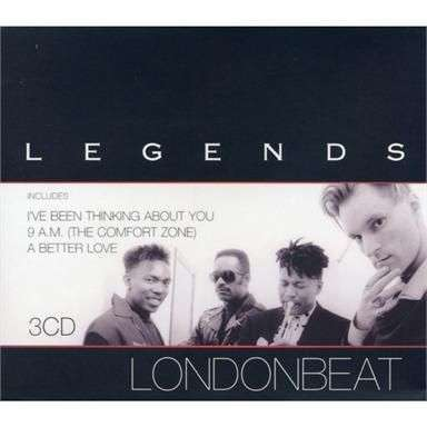 Coverafbeelding Londonbeat - Come Back