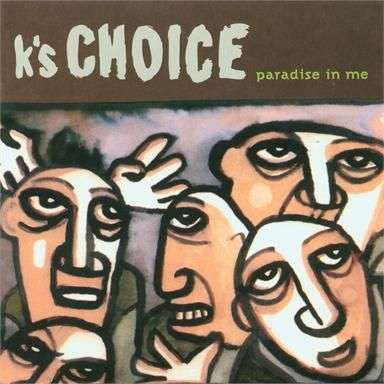 Coverafbeelding Dad - K's Choice