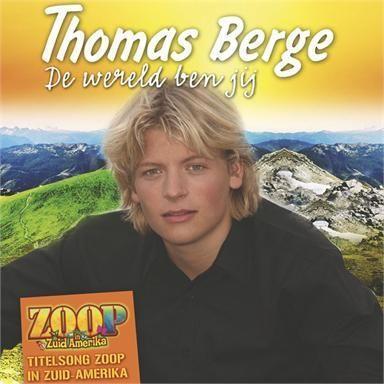 Coverafbeelding De Wereld Ben Jij - Titelsong Zoop In Zuid-amerika - Thomas Berge