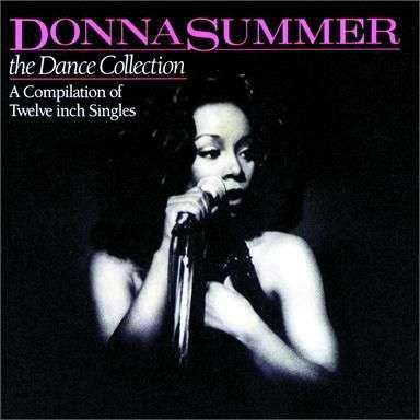 Coverafbeelding Donna Summer - Dim All The Lights