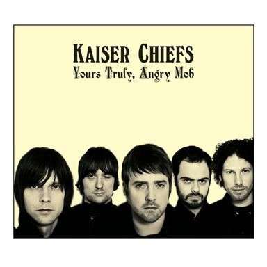 Coverafbeelding Everything Is Average Nowadays - Kaiser Chiefs