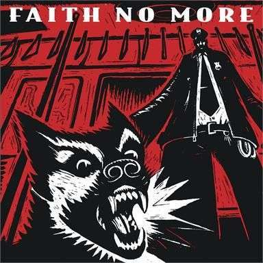 Coverafbeelding Evidence - Faith No More