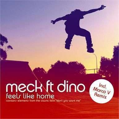 Coverafbeelding Feels Like Home - Meck Ft Dino