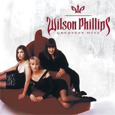 Coverafbeelding Flesh & Blood - Wilson Phillips