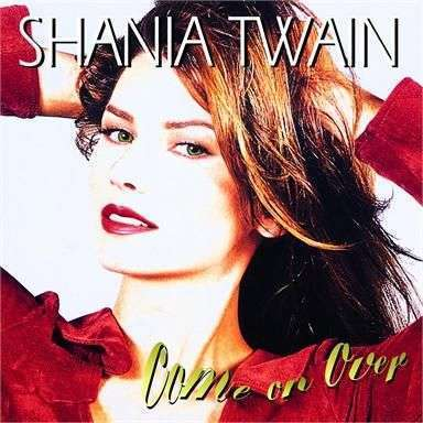 Coverafbeelding Shania Twain - From This Moment On