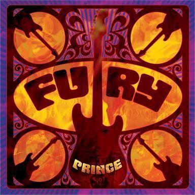 Coverafbeelding Fury - Prince