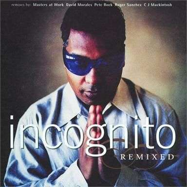 Coverafbeelding Givin' It Up - Incognito