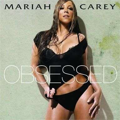 Coverafbeelding Mariah Carey - obsessed