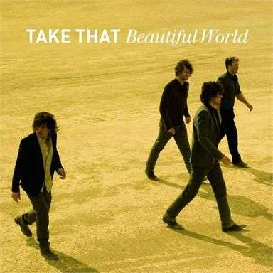 Coverafbeelding I'd Wait For Life - Take That